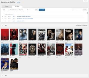 Dbmovies > Filter tv series